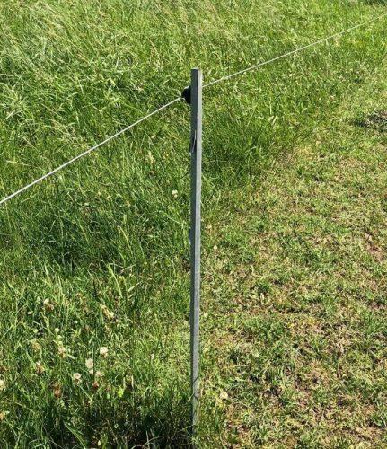 postes metalicos economicos para alambrados y boyeros electricos