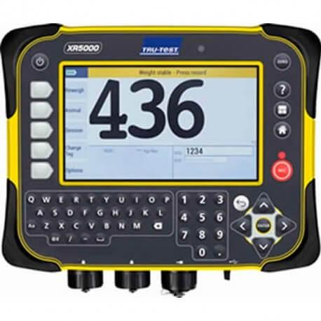tru test balanza monitor bascula digital electronica trazabilidad 001